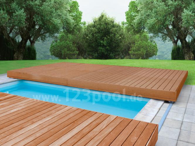 Terrassen Pool ceramicpool sapahotels