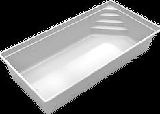 KRÜLLAND-Pool KB 75 750|380|150 cm - lagernd
