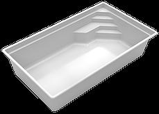 KRÜLLAND-Pool KB 65 650 380 150 cm - lagernd
