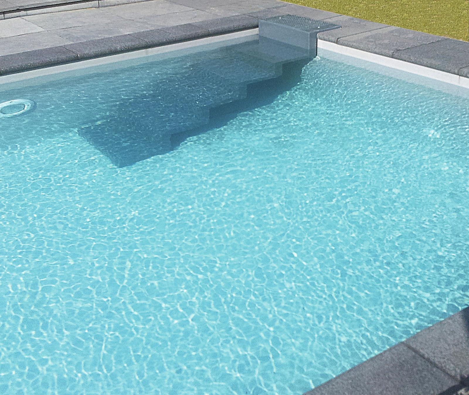 Genial Eingebauter Pool Das Beste Von