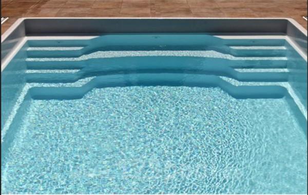 SOLARIS 550 x 300 x 150 cm Pool-Set mit Wärmepumpe und mehr ...