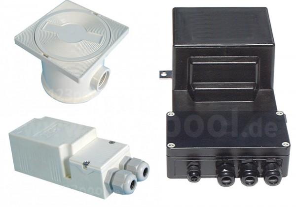 Transformatoren für Unterwasser-Scheinwerfer und Zubehör