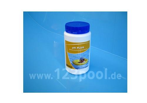 pH-Plus Granulat; zum Heben des pH-Wertes