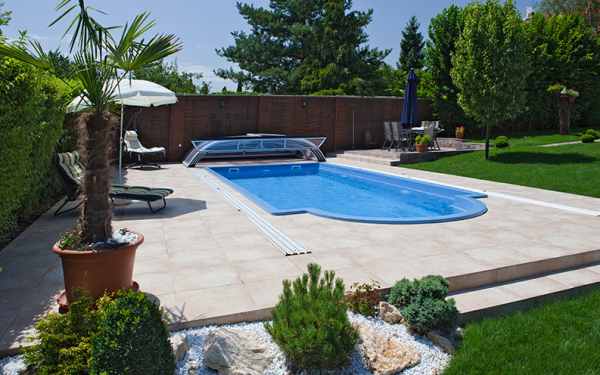 NAUTILUS-Pool KALIPSO 850 x 375 x 150 cm