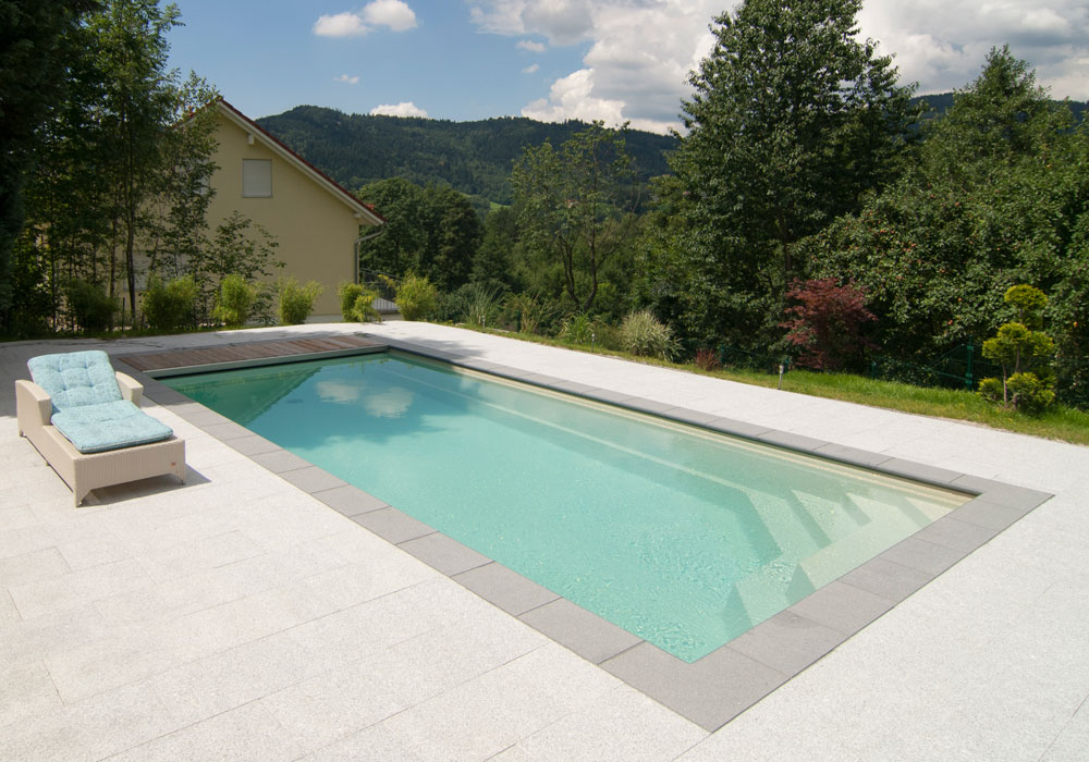 Compass Ceramic Pool ELEGANT