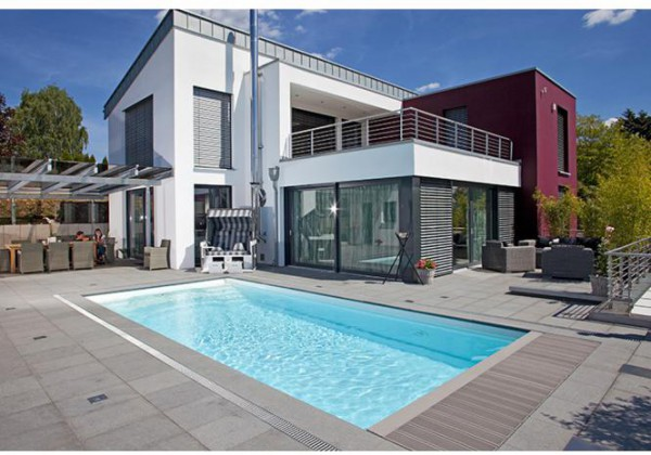 NAUTILUS-Pool ERATO 1000 1000 x 380 x 150 cm