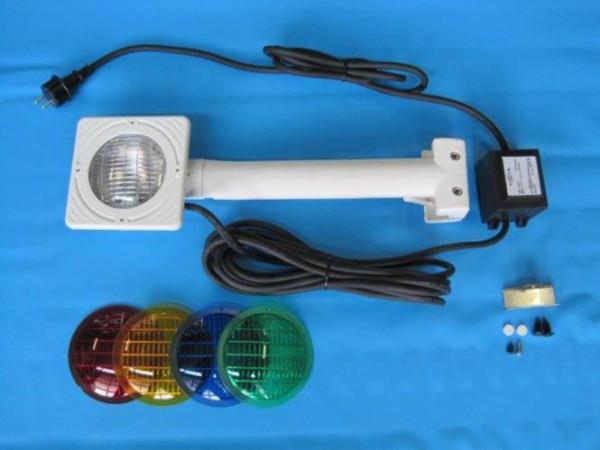 Einhänge-Unterwasserscheinwerfer