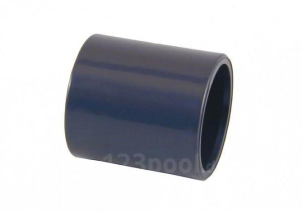PVC-Muffe Klebeanschluss