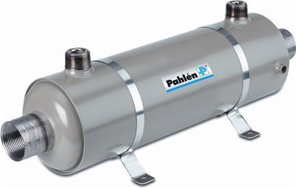 Wärmetauscher Hi-Flow Titan