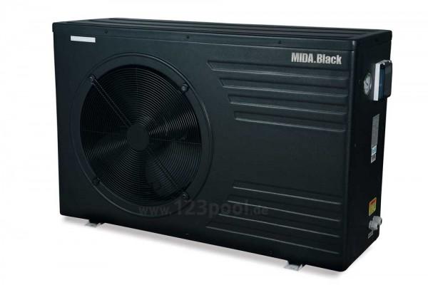 Wärmepumpe MIDA.BLACK Defrost