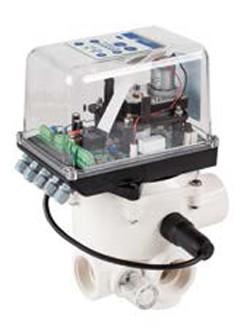 Automatisches Rückspülventil