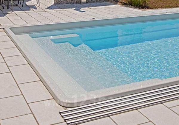 NAUTILUS-Pool APHRODITE 900 x 380 x 150 cm