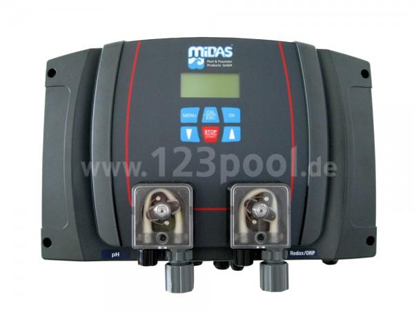 MIDA CONTROL Mess-/Regel- und Dosieranlage Redox/pH