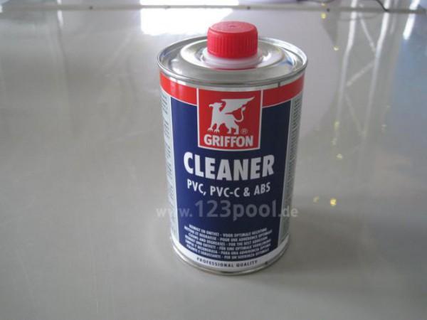 GRIFFON Spezial-Reiniger für Hart-PVC